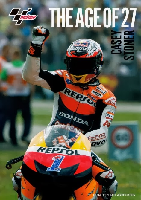 The age of 27 film dokumenter Casey Stoner