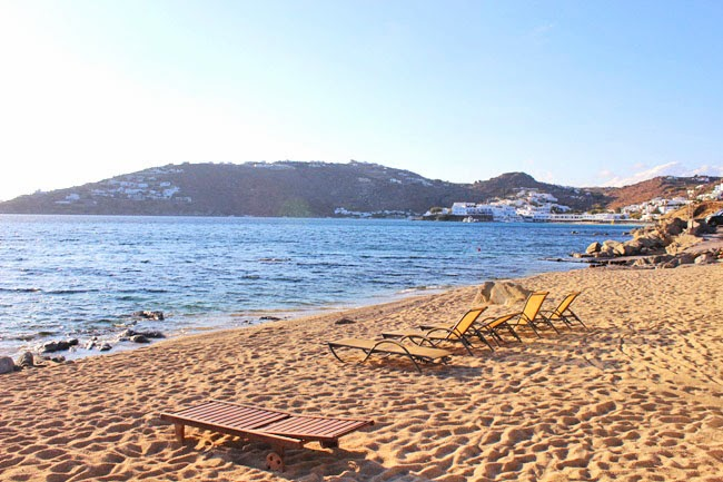 best beaches to visit in Mykonos