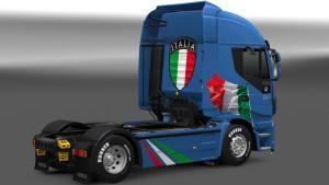 Iveco Hi-Way Italia skin