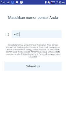 cara verifikasi nomor hp di aplikasi news cat
