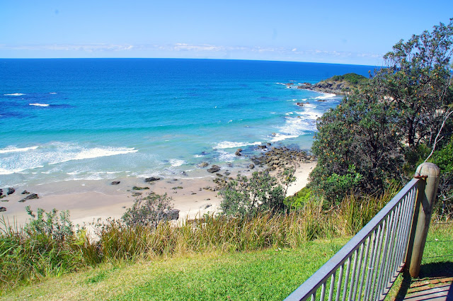 view from harrys lookout port macquarie