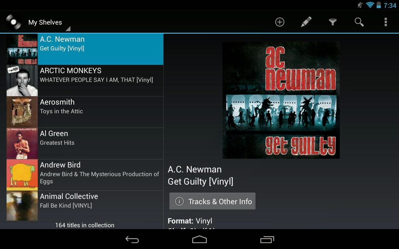 Music Library Added Support for Android Wear - Technology Share