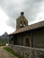 Iglesia de Pedrosa del Rey; Riaño; León; Castilla y León
