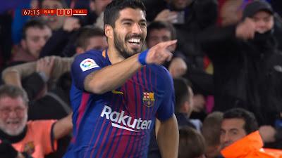 CDR-04 Barcelona 1 vs 0 Valencia 01-02-2018