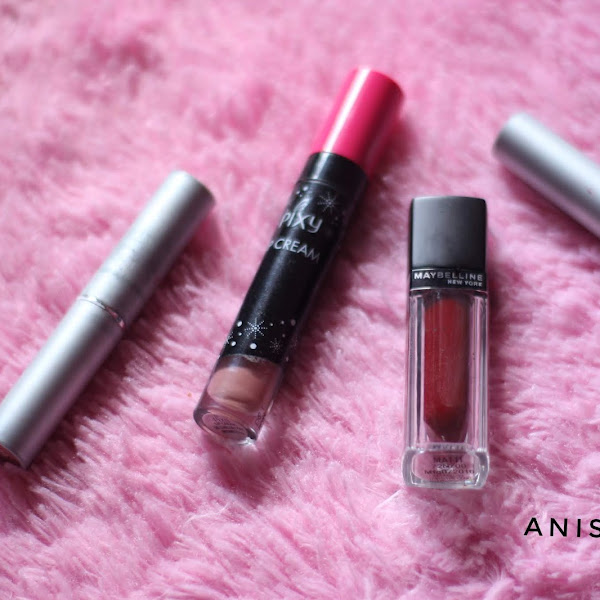 Tips and Trick : Ombre Lipstick Untuk Bibir Tebal