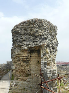 Muralla, Conímbriga