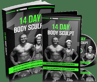 The 14 Day Body Sculpt Book Bryan & Kate PDF Download Free