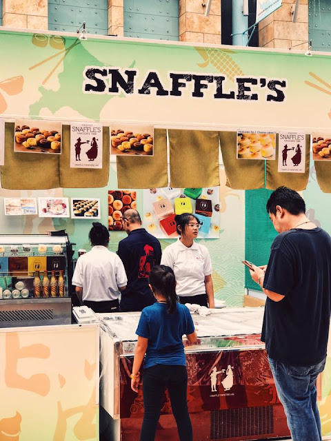 Snaffle's