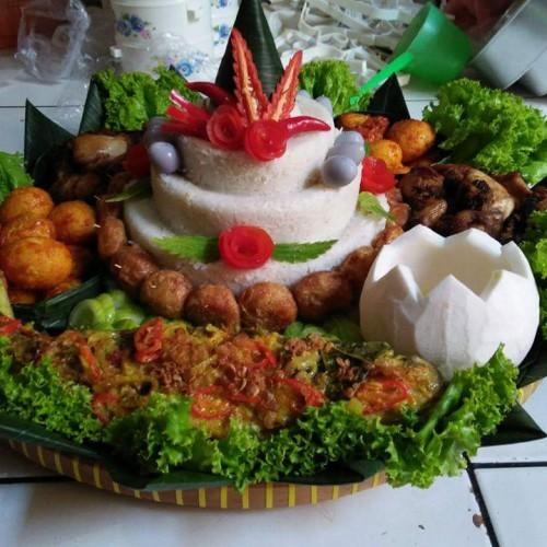 Nasi Tumpeng Kuning Harga Murah Jakarta Barat