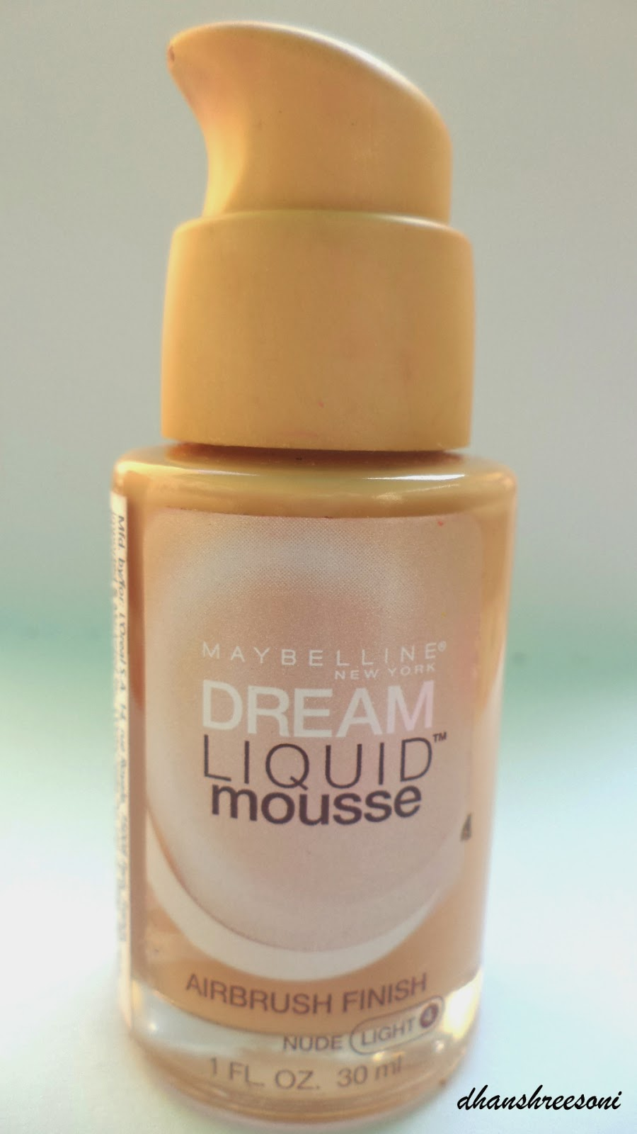 how to use maybelline dream liquid mousse