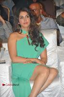 Actress Isha Koppikar Pos in Green Dress at Keshava Telugu Movie Audio Launch .COM 0035.jpg