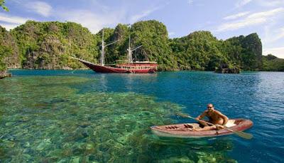Wisata Pulau Wayag