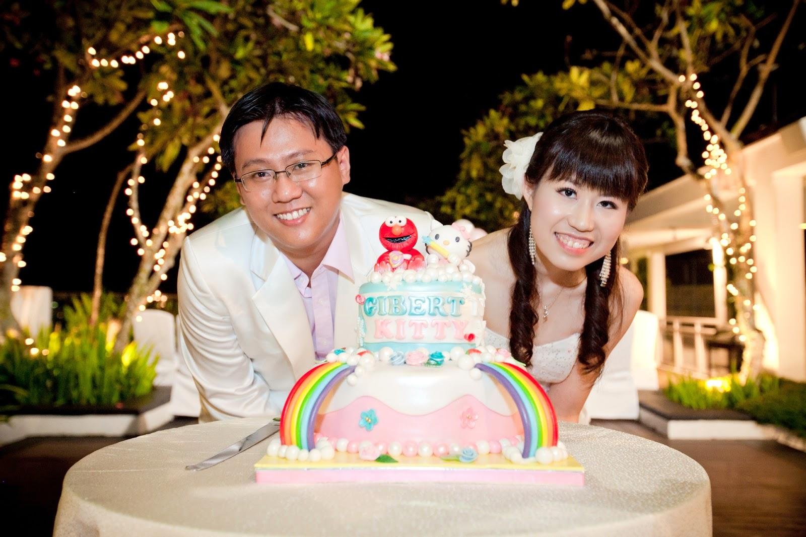 The Sensational Cakes A Hello Kitty Elmo Rainbow Theme