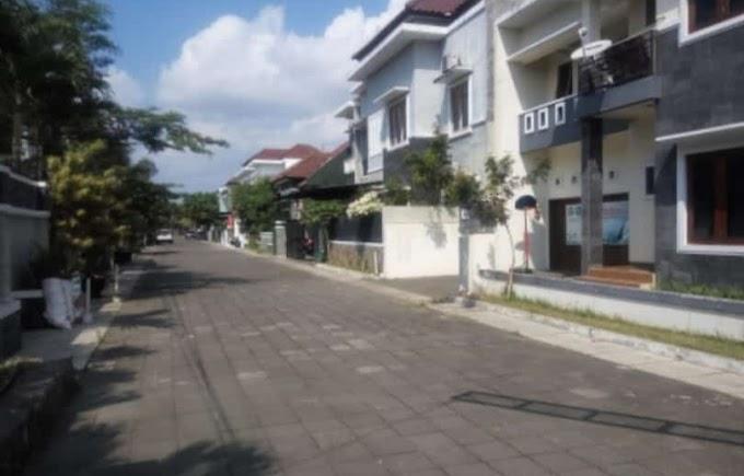 Rumah Mewah 2 lantai dalam Perumahan Kawasan Elite Exclusive utara Jogja City Mall Jl. Magelang km 7