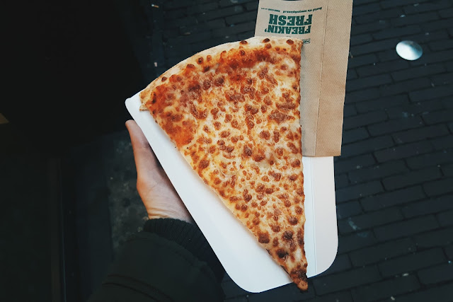 New York pizza, Amsterdam