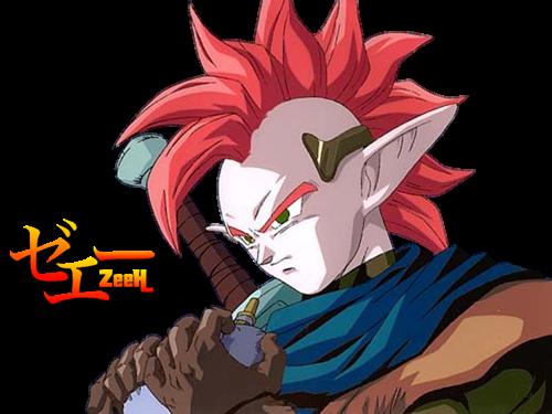 Dragonball Z Tapion