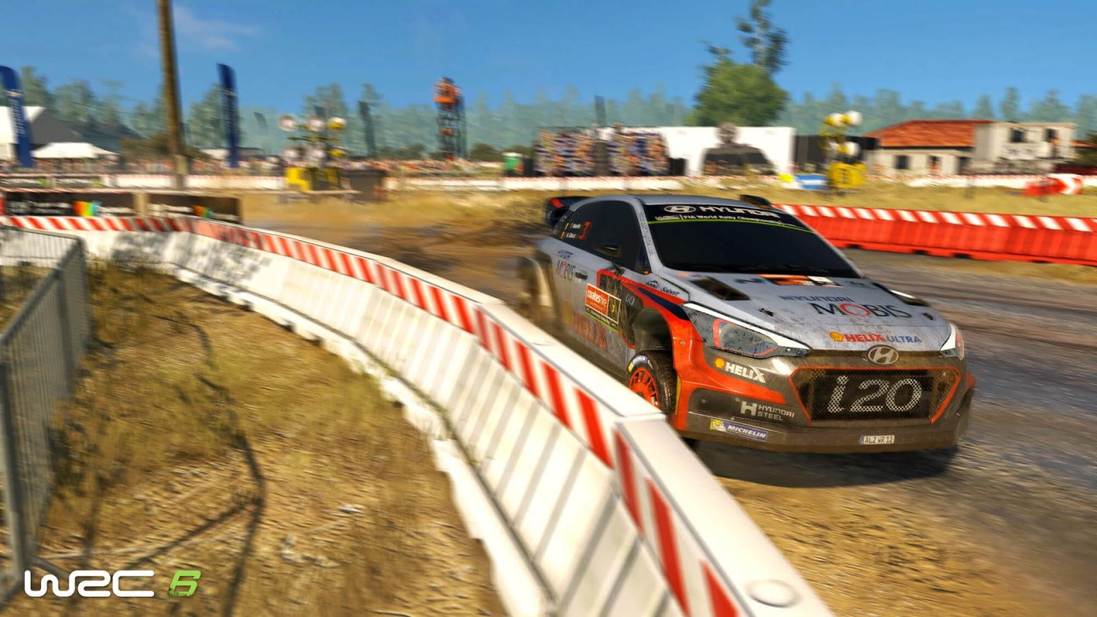 WRC 6 FIA World Rally Championship ESPAÑOL PC (STEAMPUNKS) + REPACK 4 DVD5 (JPW) 2