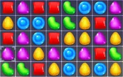 Şeker Patlatma Oyunu - Candy Time