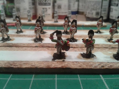 Some Grenadiers finished for my AWI project