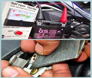 starter motor matic tidak berfungsi