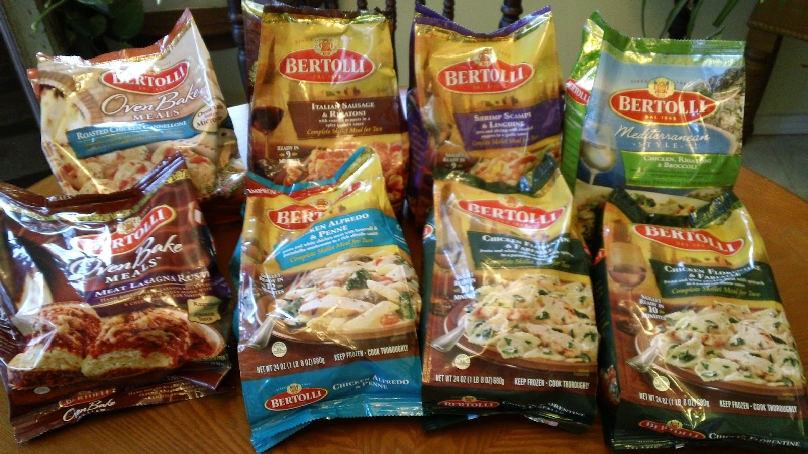 bertolli frozen meals coupons