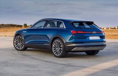 2018 Audi Q6: E-tron, Critique, Prix
