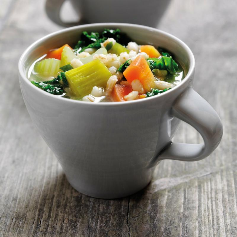 Hearty Kale Soup...