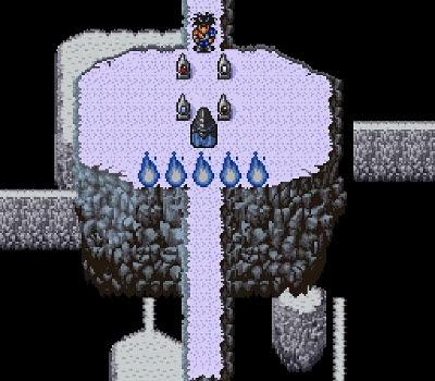 Nekketsu Tairiku: Burning Heroes - Muro de fuego azul