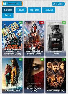 Cara Download Film Di IndoXXI Di Hp Android Terbaru Mudah [2019]