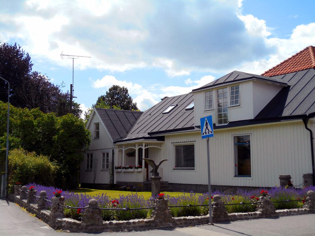 Una casa a Brösarp