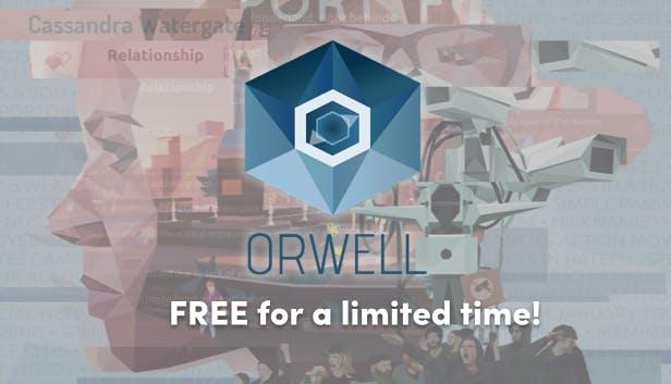 δωρεάν για λίγες ώρες το ORWELL