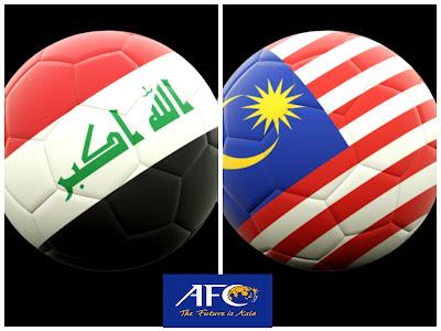 Live Streaming Iraq vs Malaysia Kejohanan Asia B-23 AFC 2018