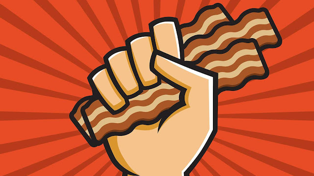 Bacon -- it's the future, man!