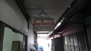 Sop Buntut Pasar Jatingaleh