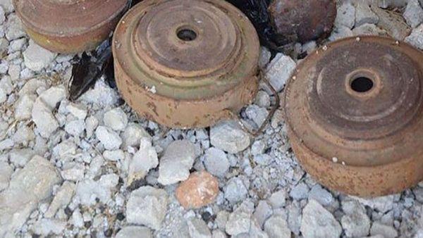 Minas antipersonales de Daesh dejan muertos y heridos en Siria