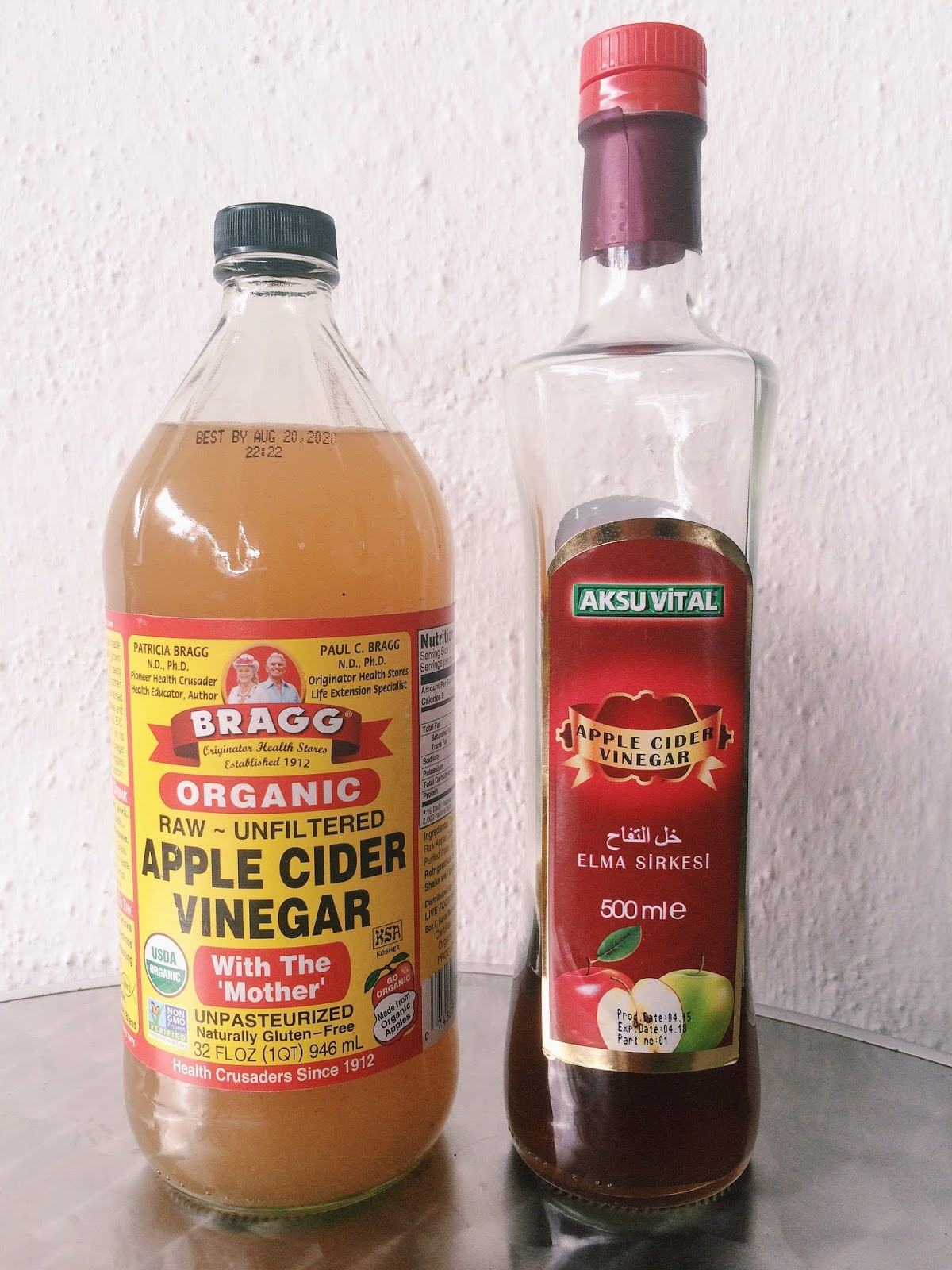 Batuk hilang lepas amalkan minum Apple Cider Vinegar with Honey