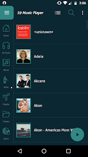 S9 Music Player V1.0.0 [Ad-Free]
