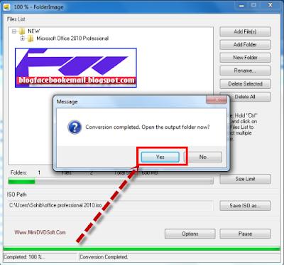 Tutorial Membuat Dan Membuka (Mount) File Iso Dengan Power Iso 2