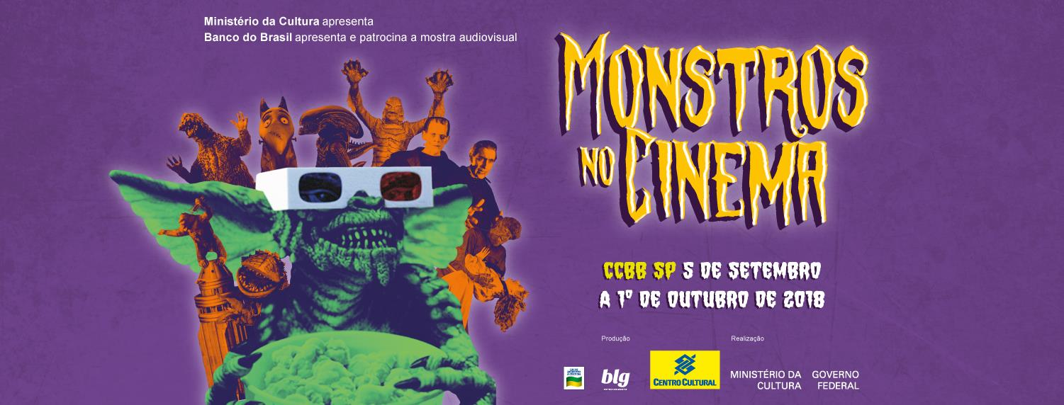 monstros no cinema