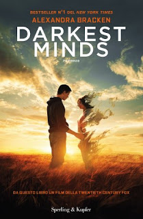 copertina darkest minds bracken