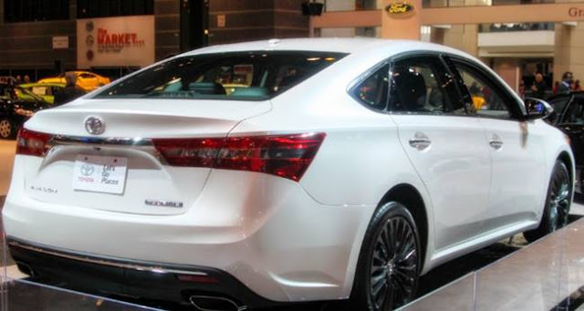 2018 Toyota Avalon Release Date Canada