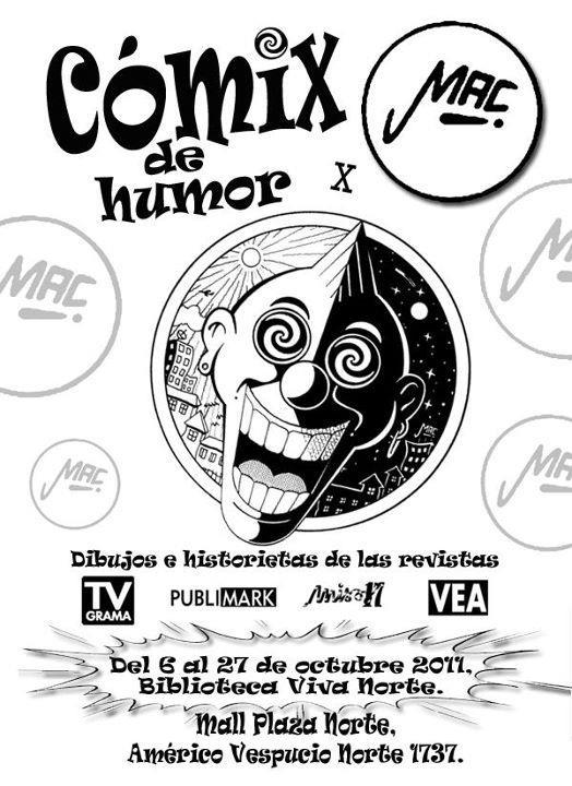 Colección de Comics Chilenos: Expo ComiX de Humor