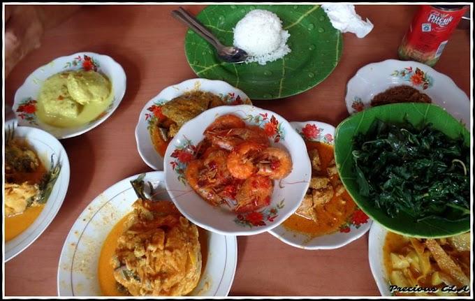 Perkara WAJIB Anda Tahu Sebelum Makan Nasi Padang / Minang di Indonesia