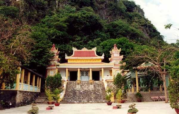Vẻ đẹp khác biệt của chùa Quan Thế Âm