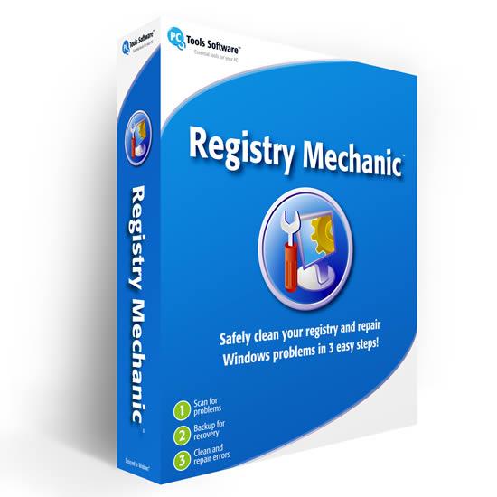 PC Tools Registry Mechanic
