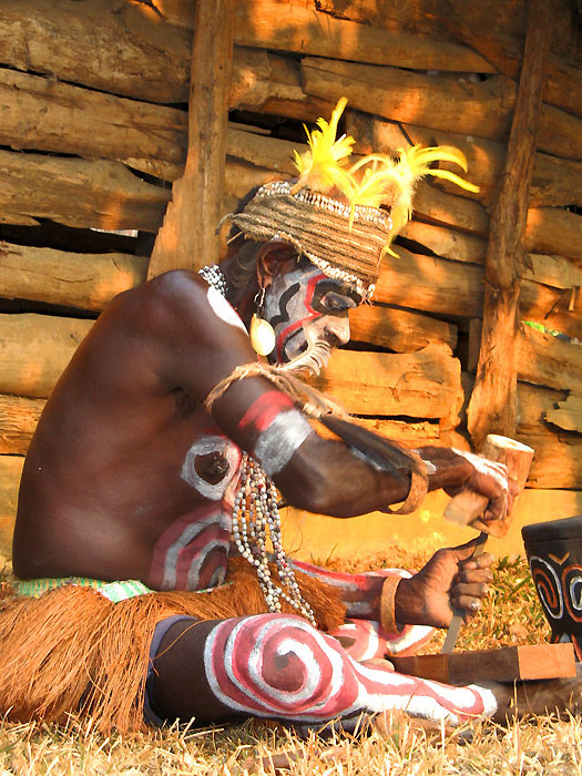 Asmat Tribe Indonesian Cultures