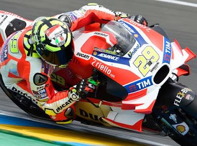 Pedrosa: Ini MotoGP, Jadi Jangan Balapan Sambil Bawa Pisau