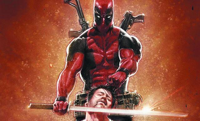 Deadpool Kills Marvel Universe cómic