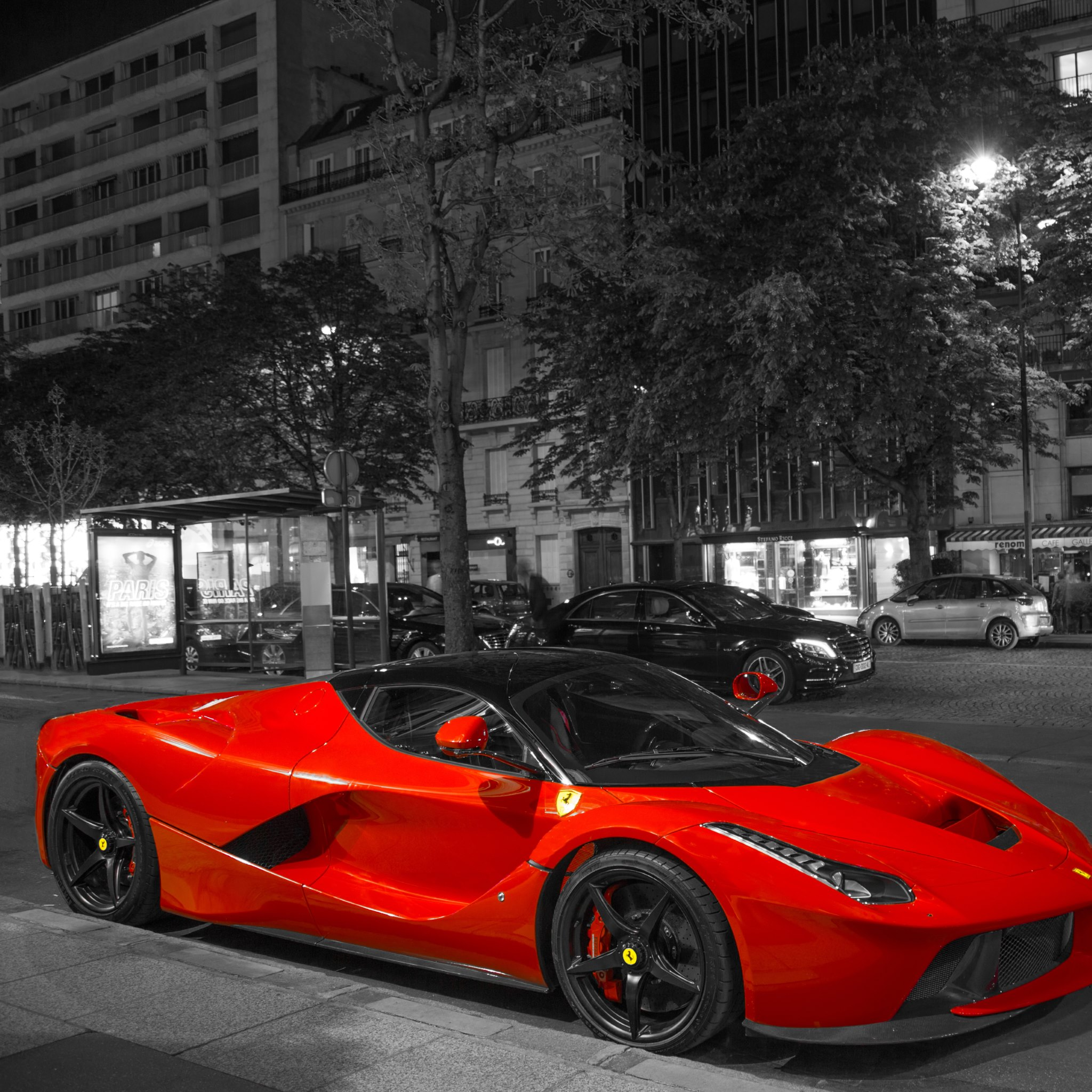 super red car laferrari wallpapers in hd 4k and wide sizes