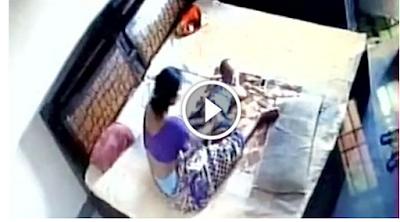 Mengejutkan ! Sengaja Pasang CCTV, Ternyata Begini Perbuatan Istri Selama Suaminya Keluar Rumah...